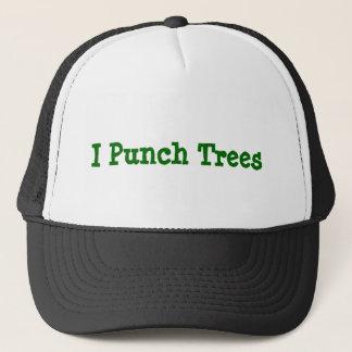 Boné Árvores do perfurador