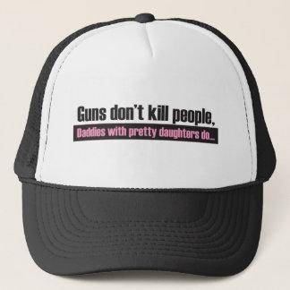 Boné As armas não matam pessoas