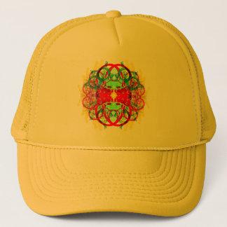 Boné As impressões de Rasta Mellow o chapéu