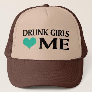 Boné As meninas bêbedas amam-me