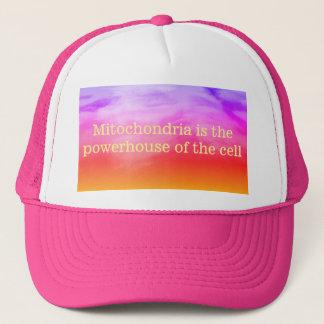 Boné As mitocôndria são a central eléctrica do chapéu