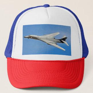 Boné Asas do bombardeiro do lanceiro de B-1B varridas