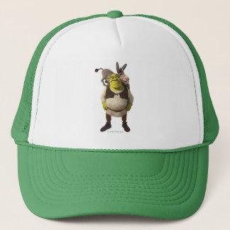 Boné Asno e Shrek