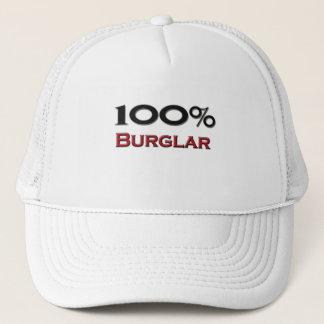 Boné Assaltante de 100 por cento