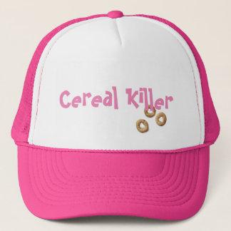 Boné Assassino do cereal