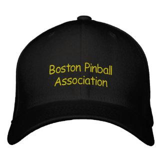Boné Associação do Pinball de Boston