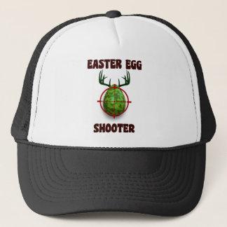 Boné atirador do ovo da páscoa, desgin engraçado do