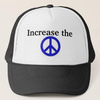 Boné Aumente a paz