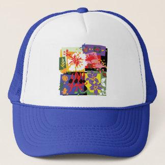"Boné Austrália floral - chapéus """