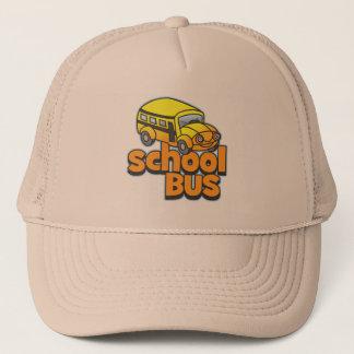 Boné Auto escolar dos miúdos