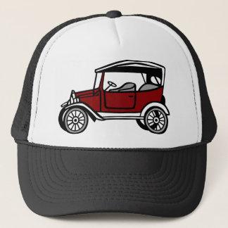 Boné Automóvel antigo velho do veículo do automóvel do