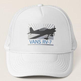 Boné Avião das camionetes RV-7