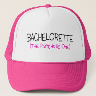 Boné Bachelorette Psychotic