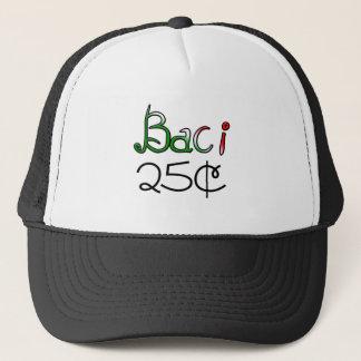 Boné Baci (beijos) 25 centavos