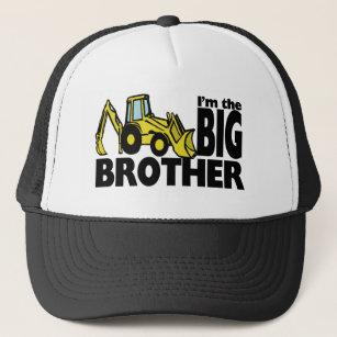 Boné Backhoe do big brother
