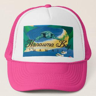 Boné Baía de Hanauma das ilhas de Havaí