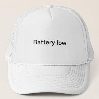 Boné Baixo chapéu da bateria!
