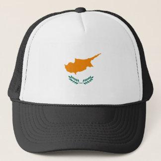 Boné Baixo custo! Bandeira de Chipre