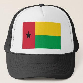 Boné Baixo custo! Bandeira de Guiné-Bissau