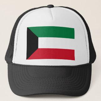 Boné Baixo custo! Bandeira de Kuwait