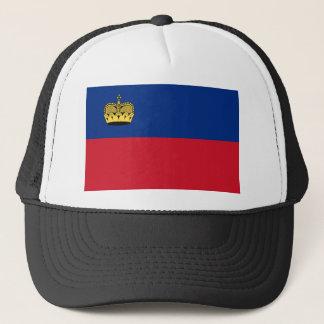 Boné Baixo custo! Bandeira de Liechtenstein