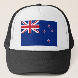 Boné Baixo custo! Bandeira de Nova Zelândia