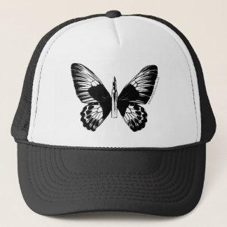 Boné Bala com asas da borboleta