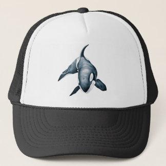 Boné Baleia solitária da orca