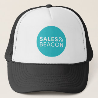 Boné Baliza das vendas - logotipo - cerceta grande