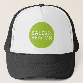 Boné Baliza das vendas - logotipo - verde