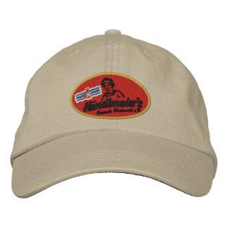 Boné Ballcap do logotipo do clube da mostarda