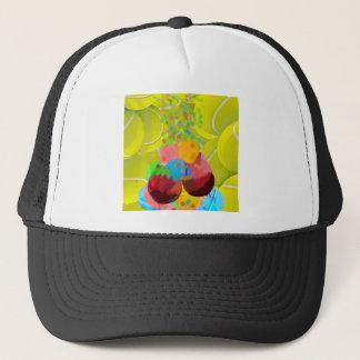Boné Balões dos vidros das bolas