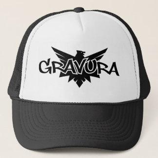 Boné banda Gravura