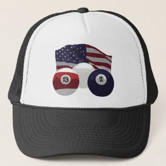 Boné Bandeira americana