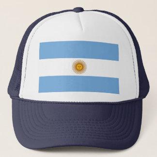 Boné Bandeira argentina
