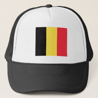 Boné Bandeira belga patriótica