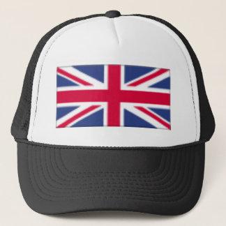 Boné Bandeira britânica