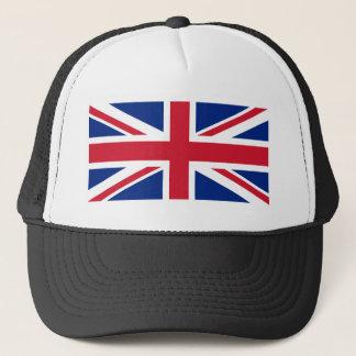"""Boné Bandeira BRITÂNICA """"Union Jack """" de Reino Unido da"""
