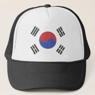 Boné Bandeira coreana sul