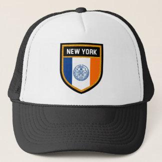 Boné Bandeira da Nova Iorque