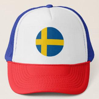 Boné Bandeira da suecia