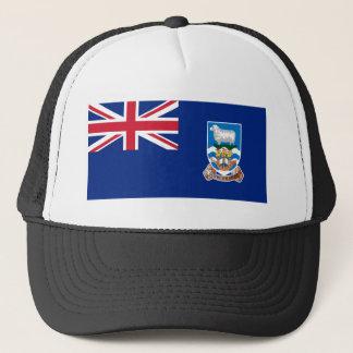 Boné Bandeira das Ilhas Falkland - Union Jack