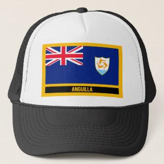 Boné Bandeira de Anguilla