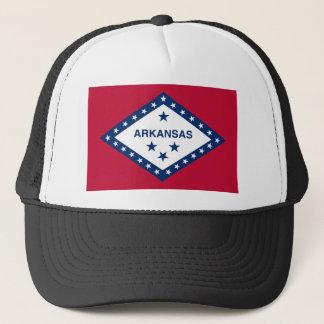 Boné Bandeira de Arkansas