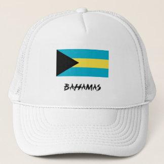 Boné Bandeira de Bahamas
