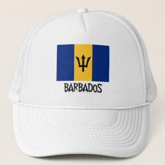 Boné Bandeira de Barbados