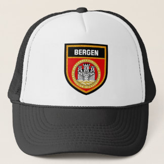 Boné Bandeira de Bergen