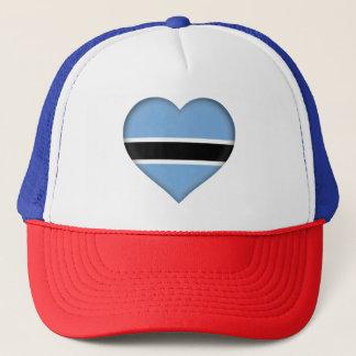 Boné Bandeira de Botswana