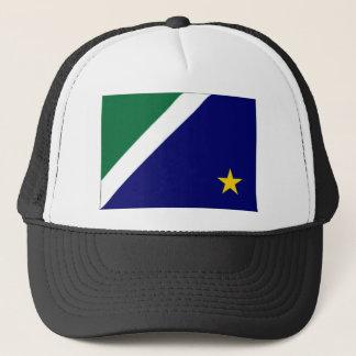 Boné Bandeira de Brasil Mato Grosso do Sul