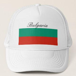 Boné Bandeira de Bulgária ou de búlgaro